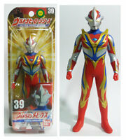 "Bandai Ultra Hero Series #39 VINYL ULTRAMAN Meibius 6"" Action Figure MISB"