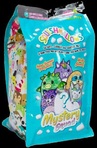 "Squishmallow Kellytoy 2020 Scented Mystery Squad Bag 5"" Plush Series 1 FREE SHIP"