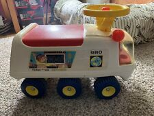 New ListingFisher Price Little People Atv Explorer #980 - Fp-980 W/ Original Driver People