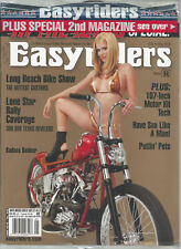 EASYRIDER MAGAZINE  NO 515 MAY 2016 WITH FREE SPECIAL 2ND MAGAZINE