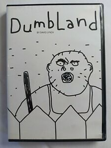 Dumbland DVD, Very Rare, David Lynch.