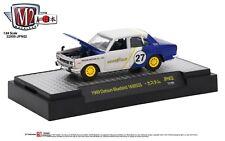 1:64 M2 Machines *AUTO-JAPAN R2 JPN02* GOODYEAR 1969 Datsun Bluebird 1600 *NIB*