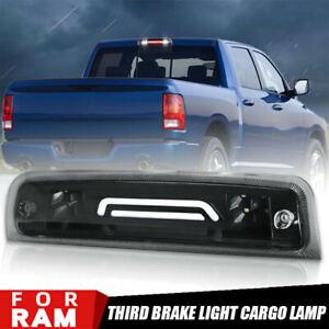 LED 3rd Third Brake Cargo Light Lamp Fit For 2009-2018 Dodge RAM 1500 2500 3500