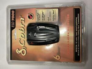 Cobra ESD 7000 Radar Detector