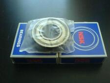 2 NSK Premium Rillenkugellager 6004 ZZ.C3 = 2Z/C3  Kugellager 20x42x12 mm