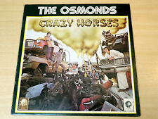 EX/EX- !! The Osmonds/Crazy Horses/1972 MGM LP