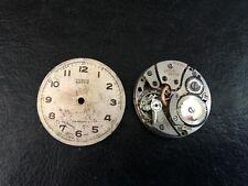 GüNstiger Verkauf Konvolut Uhrenschrott Taschenuhren Defekt Zum Ausschlachten/ersatzteilspender Alte Berufe