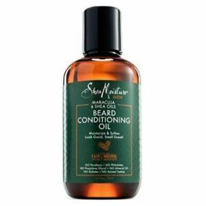 Beard Conditioning Oil Maracuja & Shea Oils 3.2 Oz