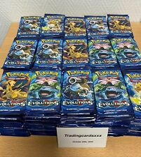 Pokémon - 1x Booster Pack XY Evolutions Factory Sealed - English Version