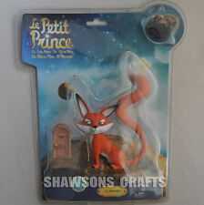 "LE PETIT PRINCE TOYS 4"" LE RENARD THE FOX ACTION FIGURE WITH DOOR"