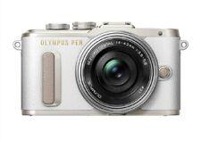 OLYMPUS PEN E-PL8 Systemkamera 16.1 Megapixel KIT Objektiv 14-42 mm NEU OVP WLAN