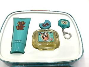 Daffy Duck by Looney Tunes for Kids ComboPack: GiftSet-LunchBox New in Box Blue