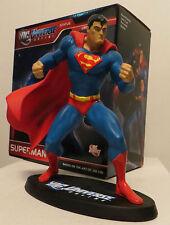 DC UNIVERSE ONLINE SUPERMAN STATUE #0247/5000 By JIM LEE Maquette Bust Figurine
