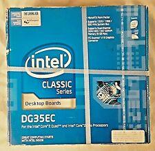 Intel DG35EC Motherboard Socket CPU LGA775 mATX DDR2 SDRAM G35 Express Chipset