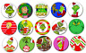 """GRINCH - Lot of 15 Pin Back 1"""" Buttons BADGES (One Inch)"""