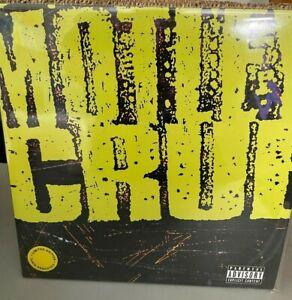 Motley Crue Self Titled Vinyl Soundtrack LP Yellow 2xlp Import RARE Brand NEW