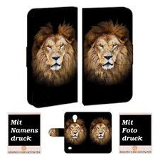 Samsung Galaxy S4 mini Smartphonehülle mit eigenem Foto selbst gestalten Löwe