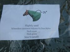 Schneiders Equine Dura-Nylon Adjusta-Fit Insulated Neck Wrap Horse Care Cover