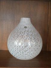 1 Vase 24 Hoop Glas von Rosenthal