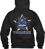 New York State Police Gildan Hoodie Sweatshirt