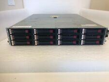 Hp StorageWorks Ag638-63011 Fibre Channel Drive Enclosure w/ 12x 600Gb 15K