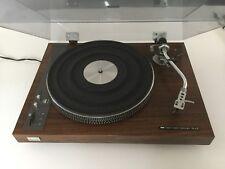 Schallplattenspieler / Turn Table Player Sansui SR 626 mit / with Ortofon OMB 10