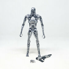 "Neca Authentic Endoskeleton T-800 Terminator Loose 7"" Figure with Accessories"