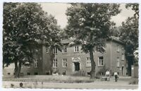 Postkarte Güstrow Haus des Handwerks, orig. gelaufen 1961 Nachgebühr RARE