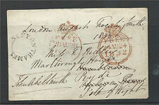 GB 1832 Freefront Signed John Abel Smith MP with Henley on Thames UDC - Redirect