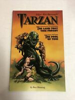 Tarzan In The Land That Time Forgot TPB (1996)(NM)