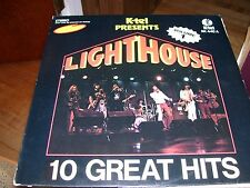 K-TEL PRESENTS LIGHTHOUSE VOLUME 1-LP-NM-ONE FINE MORNING-SUNNY DAYS-MCBRIDE