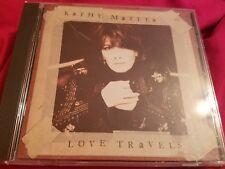 Kathy Mattea Love Travels CD