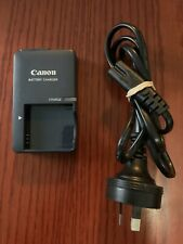 Genuine Canon CB-2LVE Battery Charger for NB-4L Battery