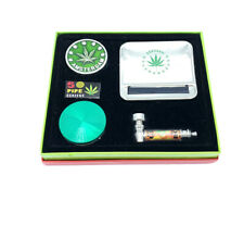 Smoking Set Grainder Smoking Pipe & Automatic Cigarette Rolling  Machine