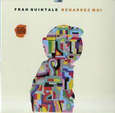 FRAH QUINTALE - REGARDEZ MOI - LP ORANGE VINYL + CD 24 tracce NUOVO SIGILLATO