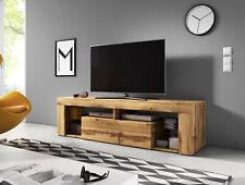 Lowboard- Fernsehkommode Fernsehtisch TV-Kommode TV-Board - Wotan Eiche