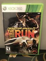 Need for Speed: The Run - Limited Edition (Xbox 360 2011) No Manual