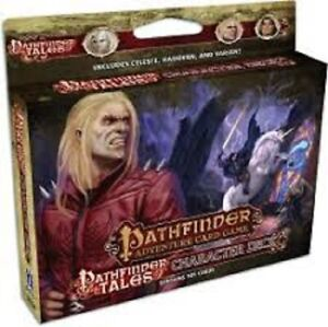PATHFINDER TALES CHARACTER DECK EXP GAME BRAND NEW & SEALED