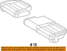 Jeep CHRYSLER OEM 14-15 Grand Cherokee Rear Seat-Cushion Cover Right 5PJ14HL1AC