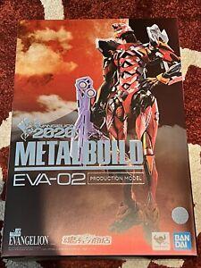 EVA-02 EVA2020 Exclusive Metal Build | Bandai | Neon Genesis Evangelion