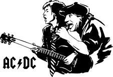 Sticker AC/DC 101 - 83x57 cm