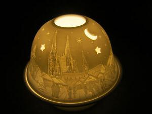 Magic Light, Tealight Dome Lights Starlight Lantern Cologne IN Winter 4079