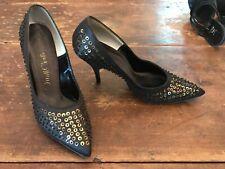 79813fb95273c Heels Women's 1950s Vintage Shoes 6.5 Women's US Shoe Size for sale ...
