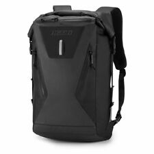 Icon Dreadnaught Motorcycle Backpack Black