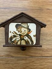 "Vintage Hummel Music Box - ""Lara's Theme� From Dr. Zhivago."