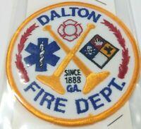 Dalton Georgia Fire Department Patch GA