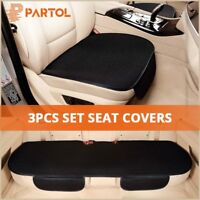 Partol Universal Car Seat Covers Breathable Auto Seat Protector Front Rear