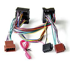 Parrot MKI9100 MKI9200 MKI9000 FSE Radio Adapter ISO VW AUDI SEAT SKODA 40 Pin