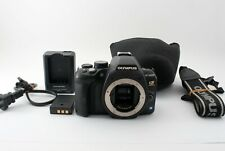 【Excellent+++】Olympus EVOLT E-620 12.3MP Digital   Black (Body Only) 9725 shot
