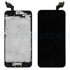 iPhone 6 Plus LCD Screen Digitizer Camera Speaker Home Button White High Quality